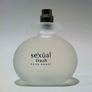 SEXUAL FRESH Pour Homme by Michel Germain for Men 4 2 oz Cologne EDT