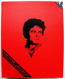 Hot Toys Michael Jackson Thriller Version 1 6 Scale Figure 2009 Sold