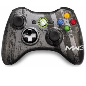 Microsoft Xbox 360 Wireless Controller Call of Duty MW3 43g 00013