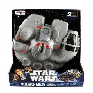 New Mighty Beanz Star Wars Millennium Falcon Collector Case