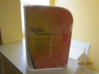 Microsoft Office Professional 2007 Full Version