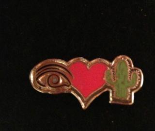 Heart Cactus Mike Gordon Phish Pin Grateful Dead Trey Anasatsio Hat