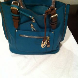 Michael Kors Green Handbag