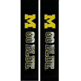 Michigan Wolverines Seat Belt Shoulder Pad Covers