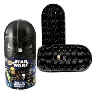 Mighty Beanz Darth Vader Tin Case Star Wars Exclusive