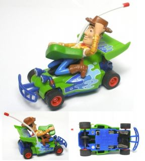 2010 Micro Scalextric Toy Story HO Slot Car Woody Used