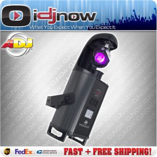 American DJ Inno Scan LED RGB DMX Rotating Gobo Scanner Lighting