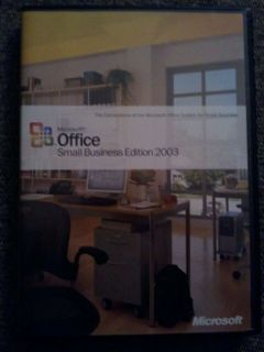 Microsoft Office Small Business Edition 2003 Full Version