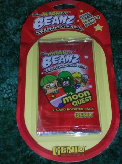 Mighty Beanz Trading Card Game
