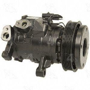 Four Seasons 157337 A C Compressor
