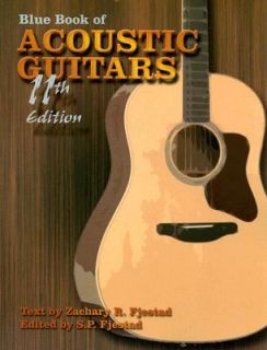 Blue Book of Acoustic Guitars 2008, Paperback