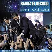 En Vivo CD DVD by La Banda el Recodo CD, Oct 2004, Fonovisa