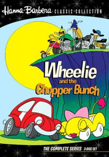 Hanna Barbera Classic Collection Wheelie and the Chopper Bunch   The