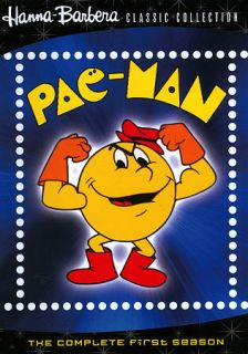Hanna Barbera Classic Collection Pac Man   The Complete First Season