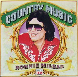 Ronnie Milsap Country Music SEALED Time Life Records
