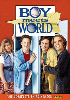 Boy Meets World   The Complete Third Season DVD, 2010