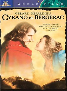 Cyrano de Bergerac DVD, 2004, World Films