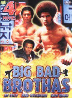 Big Bad Brothas DVD, 2003, 2 Disc Set