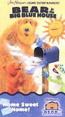 Bear in the Big Blue House   Home Sweet Home VHS, 1998, Slip Sleeve