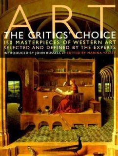 Art The Critics Choice 1999, Hardcover