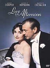 Love in the Afternoon DVD, 2002