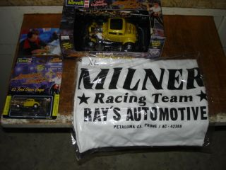 Revell 1 25 American Graffiti John Milners 32 Ford Signed Plus T
