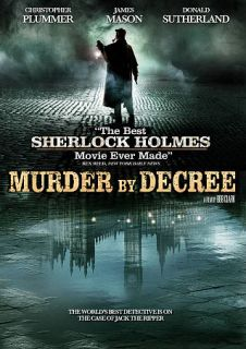 Murder by Decree DVD, 2009