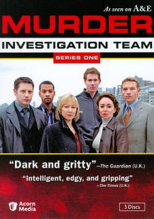 Murder Investigation Team Series 1 DVD, 2011, 3 Disc Set
