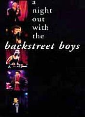 Night Out With the Backstreet Boys DVD, 2000