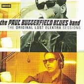 Sessions by Paul Butterfield CD, Jul 1995, Elektra Label