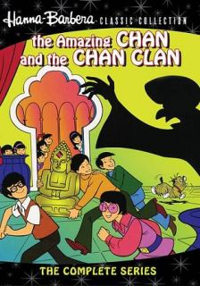Hanna Barbera Classic Collection The Amazing Chan and the Chan Clan