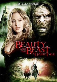 Beauty and the Beast A Dark Tale DVD, 2011