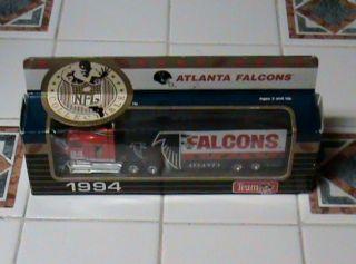 NFL Atlanta Falcons 2003 Mini Monster Toy Truck