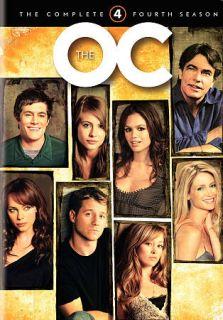 The O.C.   The Complete Fourth Season DVD, 2011, 5 Disc Set