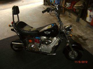 Electra Gas Harley Mini Chopper Scooter Model 88905 Mint