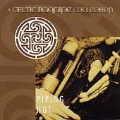 Piping Hot Celtic Bagpipe Collection CD, Jan 2005, Celtophile