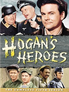 Hogans Heroes   5 Season Pack DVD, 2006, 5 Disc Set