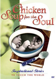 Chicken Soup for the Soul Inspirational Stories to Touch the World DVD
