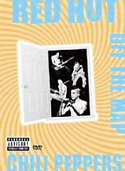 Red Hot Chili Peppers   Off the Map DVD, 2001, Parental Advisory
