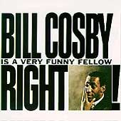 Bill Cosby Is a Very Funny Fellow Right by Bill Cosby CD, Jan 1995