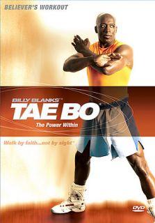 Billy Blanks Tae Bo Kick Boxing Self Standing Punching Bag