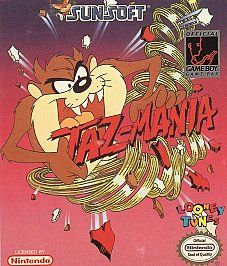 Taz Mania Nintendo Game Boy, 1994