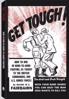 Get Tough by W. E. Fairbairn 1996, Hardcover