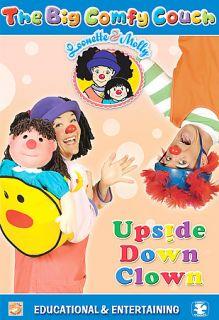 Big Comfy Couch   Vol. 5 Upside Down Clown DVD, 2008