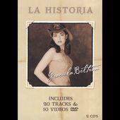 Graciela Beltran   La Historia DVD, 2003, Includes Audio CD