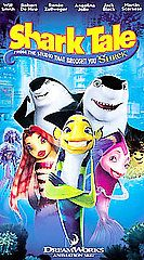 Shark Tale VHS, 2005, Dubbed In Spanish