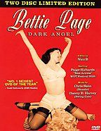 Bettie Page Dark Angel DVD, 2006, 2 Disc Set, Limited Edition