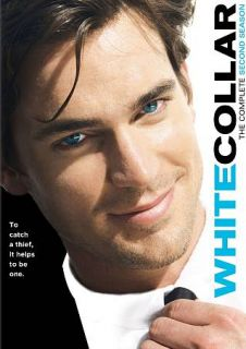 White Collar The Complete Second Season DVD, 2011, 4 Disc Set