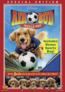 Air Bud 3 World Pup (DVD, 2010, WS; Special Edition) (DVD, 2010)