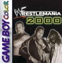 WWF Wrestlemania 2000 (Nintendo Game Bo